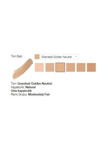 Clinique Clinique Chubby In The Nude Stick Uzun Süre Kalıcı Grandest En Neutral Fondöten 6 Gr Renksiz